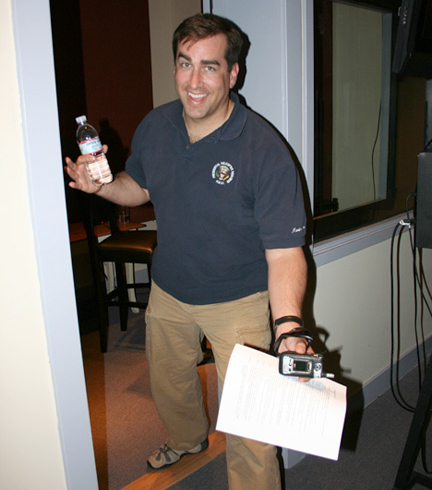 Rob Riggle VO for Daily Show