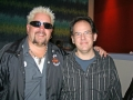 Woody with Guy Fieri