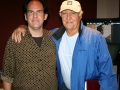 Woody with Robert Loggia